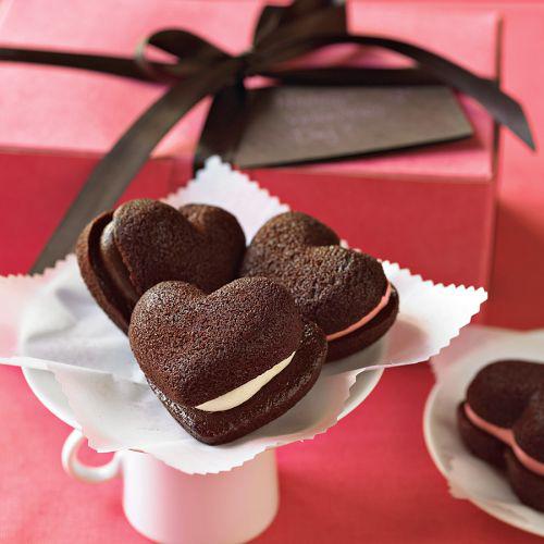Galletitas de San Valentín